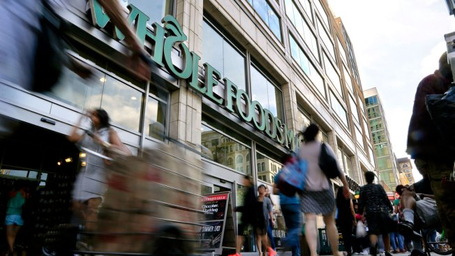 Amazon to buy organic grocer Whole Foods for $13.7 billion