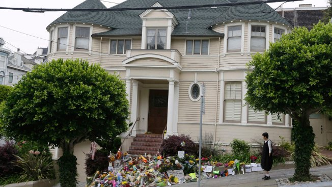 'Mrs. Doubtfire' Home in San Francisco Fetches $4.15 Million