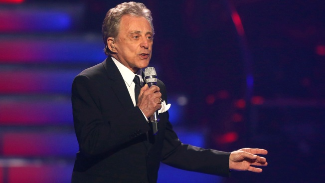 Frankie Valli Not Crying as 'Jersey Boys' Prepares to Close