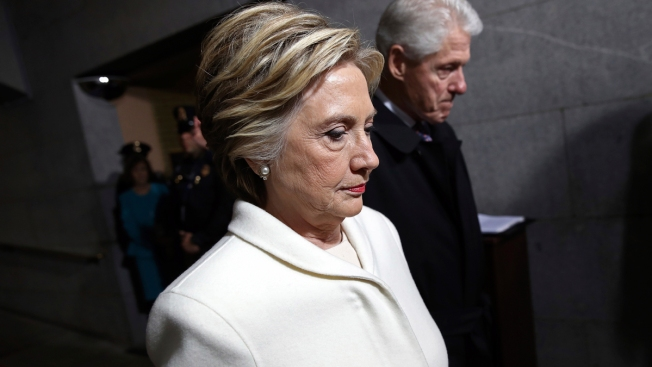 'What Happened': Hillary Clinton Blames Many for Defeat, Including Herself