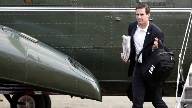 Trump Personal Aide John McEntee Exits White House, Will Join Campaign