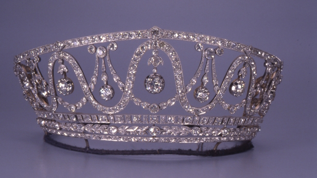 Tiara Studded With 367 Diamonds Stolen From German Museum