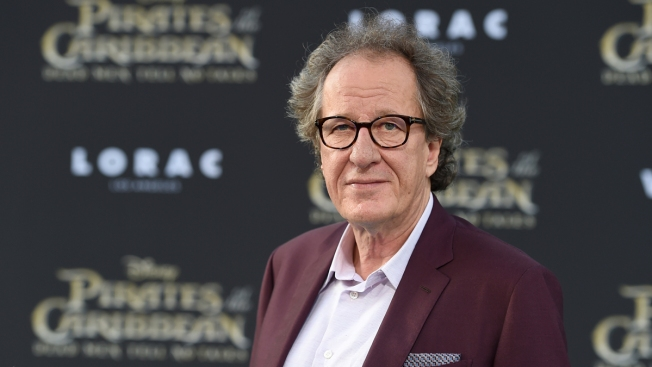 Oscar Winner Geoffrey Rush Sues Paper Over #MeToo Accusation