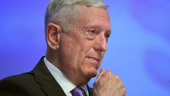 Defense Secretary Mattis Turns Up Heat on North Korea and China