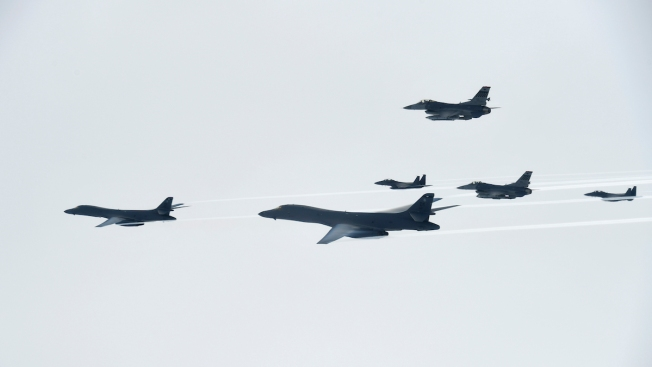 B-1 Bombers Key to a US Plan to Strike North Korean Missile Sites: Sources