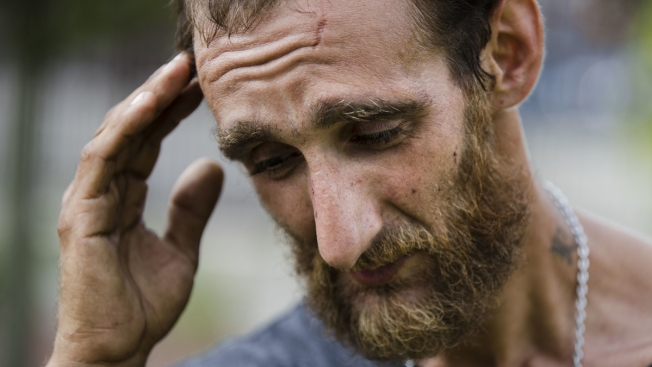 'A Helplessness, a Hopelessness': Homeless and on Heroin, But Turned Away From Treatment