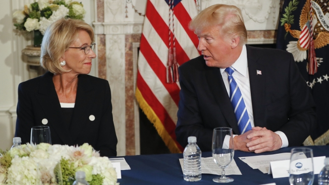 DeVos Rules Would Cut Estimated $13B in Student Loan Relief