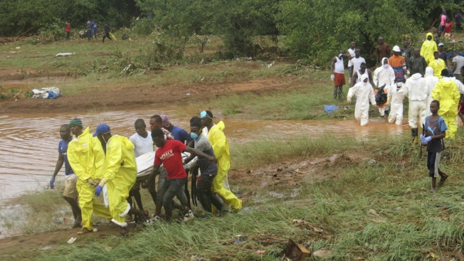 'My Family Is Gone': Hundreds Dead or Missing in Sierra Leone Mudslides