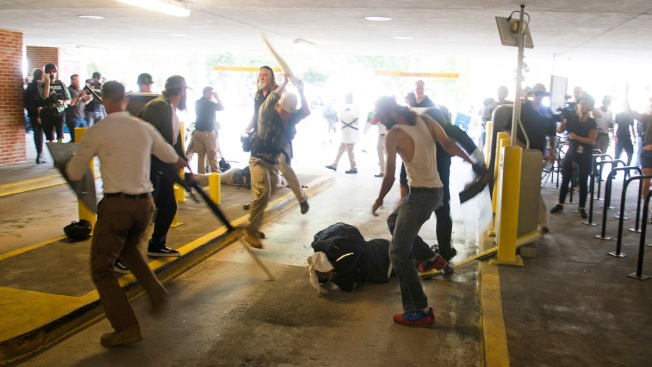 Arrest Warrant Issued for Man Brutally Beaten at Charlottesville Rally