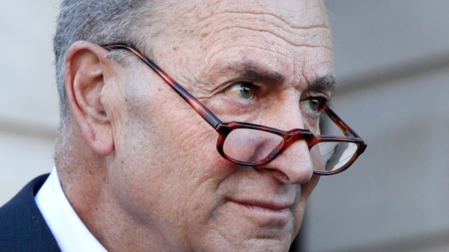 Did Schumer 'Cave'? Shutdown Puts Spotlight on Dem Leader