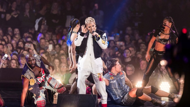 Pink Cancels 4th Sydney Show, Vows to Be on Stage Saturday