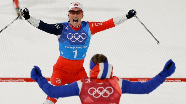 With 13th Medal Norway S Bjoergen Is Most Decorated Winter
