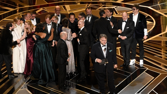 [NATL] Best Moments from the 2018 Oscars