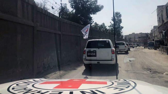 Medical Supplies for Eastern Ghouta Seized by Syrian Officials