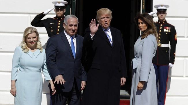 Trump Dangles Israel Trip for New Embassy; Mum on Peace Plan