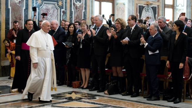 Pope Francis Gets Thumbs Up From High and Low as He Marks 5 Years