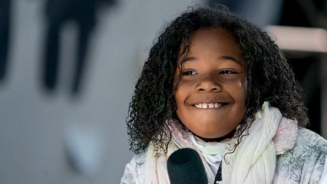 MLK's Grandchild Hosts Inspiring Group of Child Activists
