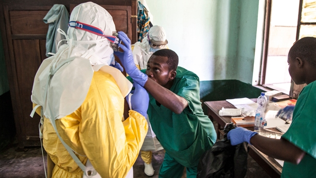 Congo's Ebola Risk 'Very High' as Confirmed Virus Cases Rise