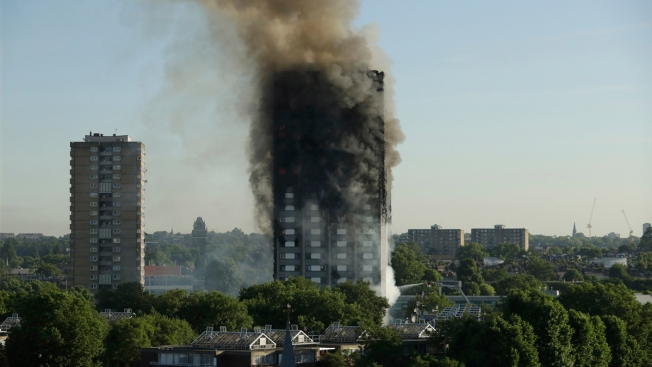 Inquiry Begins Into Deadly London Grenfell Tower Fire That Killed More Than 70
