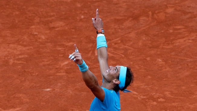 Rafael Nadal Wins 11th French Open Title by Beating Dominic Thiem in 3 Sets