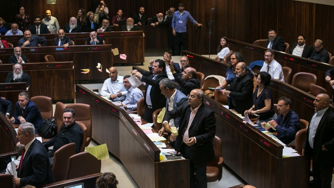Israel 'Nation-State' Law Prompts Criticism Around the World