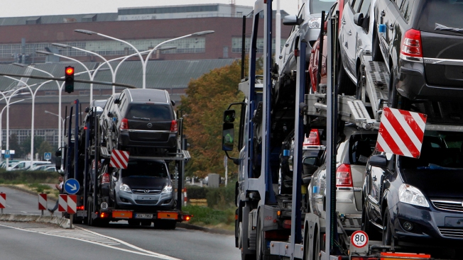EU Preparing to Hit Back If US Puts Tariffs on Car Imports