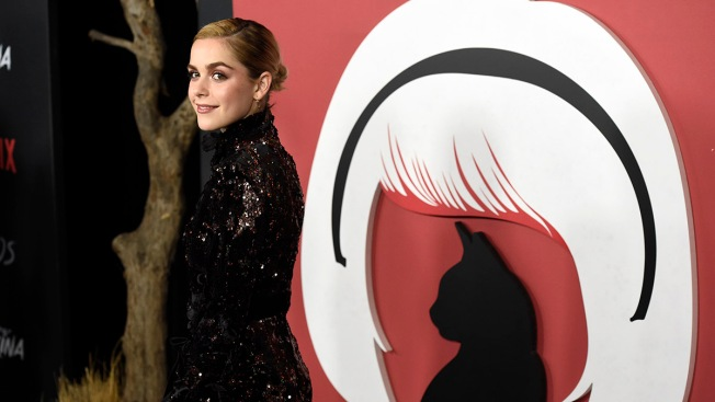 Kiernan Shipka Goes From a 'Mad Men' to a Witch in 'Sabrina'