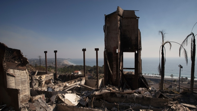 Structure Losses in Malibu Wildfire Topped $1.6 Billion: Report