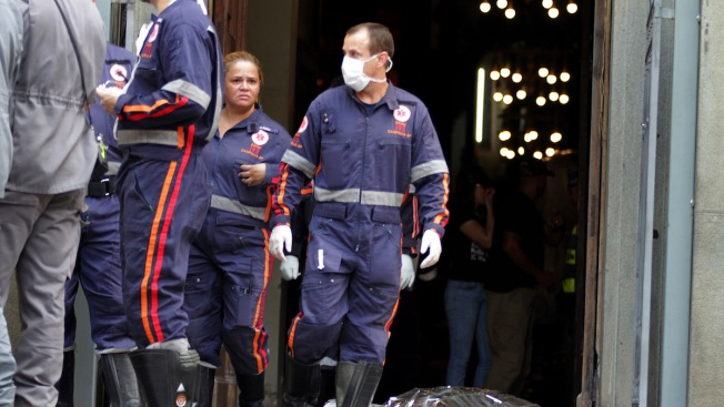 At Least 4 Killed as Gunman Opens Fire Inside Cathedral in Brazil