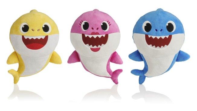 'Baby Shark' Children's Song Cracks Billboard Hot 100