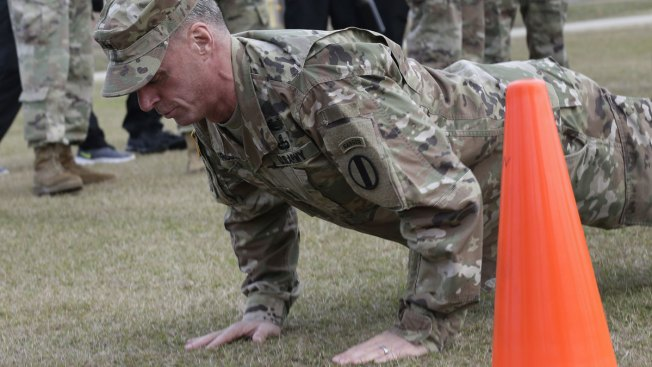 Army's New Fitness Test Aims for More Combat-Ready Troops