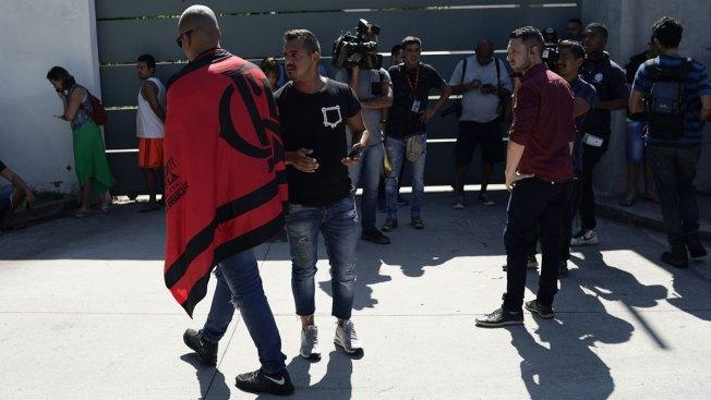 10 Dead, 3 Hurt in Fire at Brazilian Soccer Acadeny