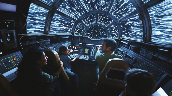 New Disney Area to Immerse Parkgoers in a Star Wars Story