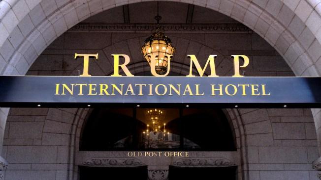 Appeals Court Revives Suit Against Trump Over Business Ties