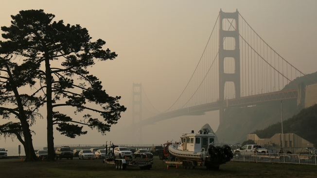 Smoke From US Wildfires Boosting Health Risk for Millions