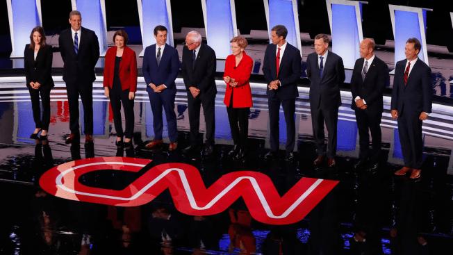 Recap: The 2nd Democratic Debate, Night 1
