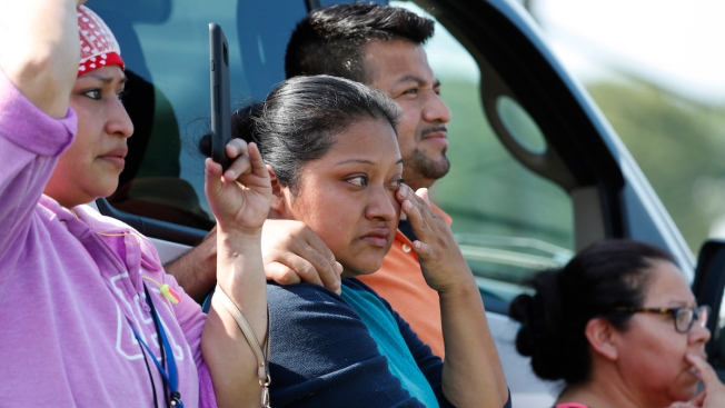 Largest US Immigration Raids in a Decade Nets 680 Arrests