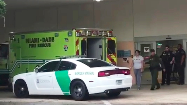 Border Patrol's Growing Presence at Hospitals Creates Fear