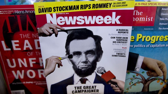 Newsweek's Former Parent Company Pleads Not Guilty to Fraud