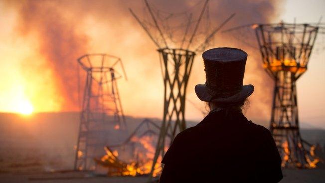 Burning Man Organization Burning Up Over Quiznos Ad