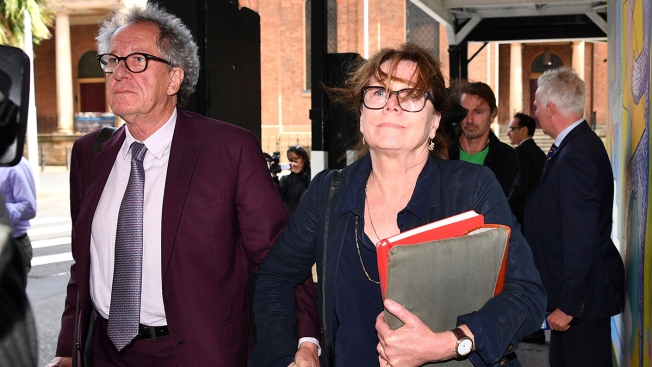 Geoffrey Rush's Wife Testifies Actor Wept Denying Sexual Harassment Allegations