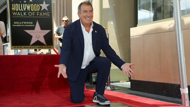 'High School Musical' Director-Choreographer Kenny Ortega to Receive Walk of Fame Star
