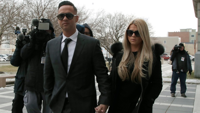 'Jersey Shore' Star The Situation Gets More Time to Report to Prison in Tax Case