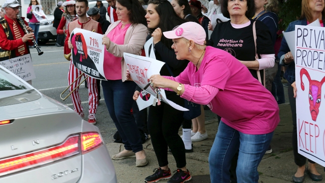 Abortion Debate Highlights Divide in Democrat-Led States
