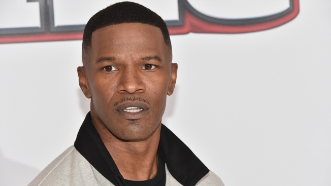When Jamie Foxx gave 'B**ch Better Have My Money' an opera twist