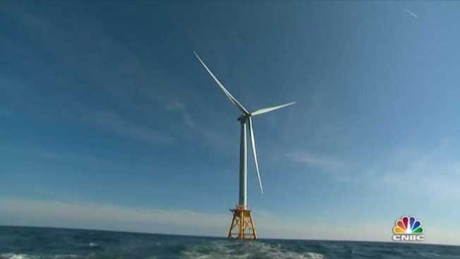 Wind Brings Small Savings to Block Island