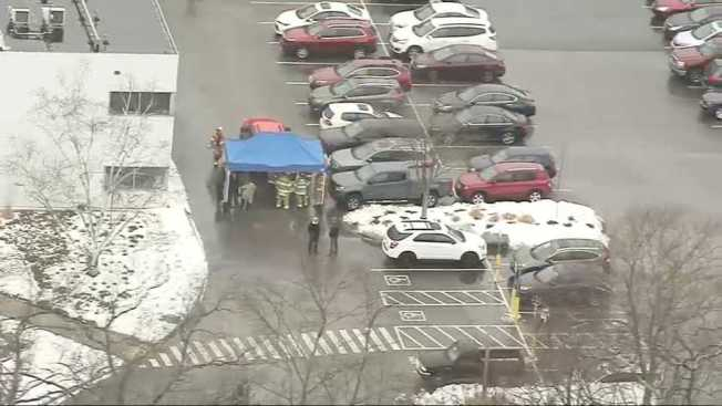 1 Injured by Chemical Burns as Hazmat Response Prompts Milford Building Evacuation