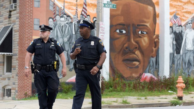 DOJ Won't Bring Charges Against Officers in Freddie Gray Case
