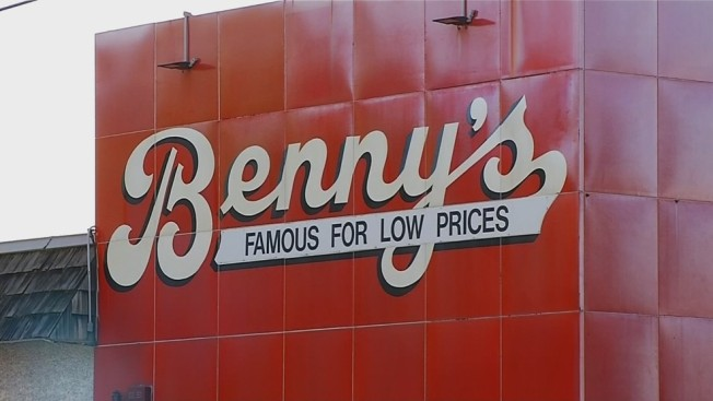 4 More Benny's Stores Close Their Doors in Massachusetts, Rhode Island