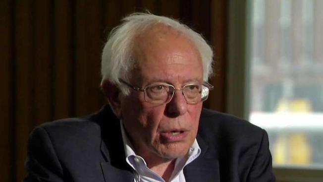 Bernie Sanders Campaign Heads to Maine on Labor Day Weekend